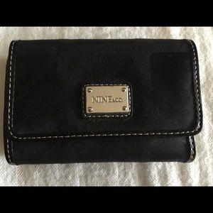 Nine West Black Wallet